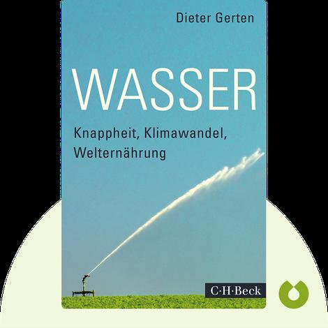 Wasser von Dieter Gerten