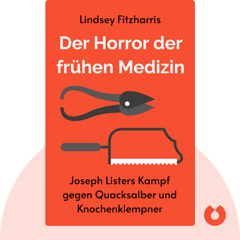 Der Horror der frühen Medizin by Lindsey Fitzharris