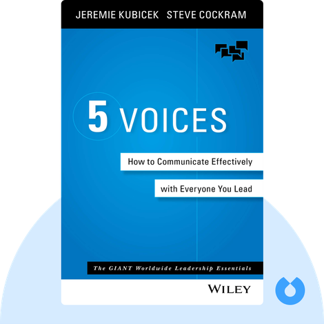 5 Voices von Jeremie Kubicek and Steve Cockram