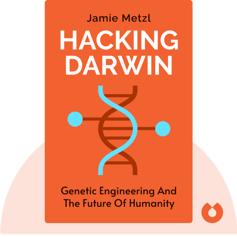 Hacking Darwin by Jamie Metzl