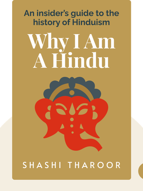 Why I Am a Hindu by Shashi Tharoor