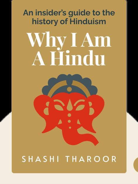 Why I Am a Hindu von Shashi Tharoor