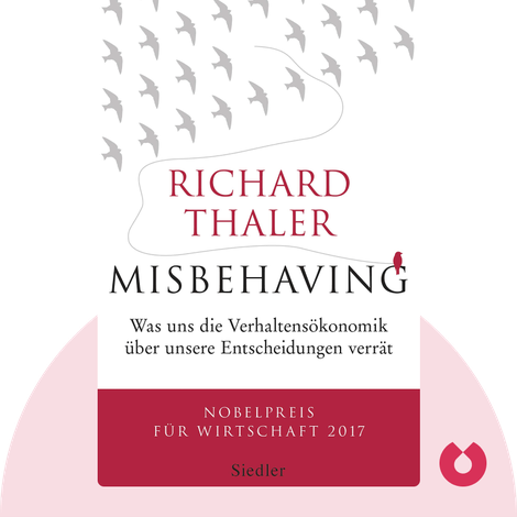 Misbehaving von Richard H. Thaler