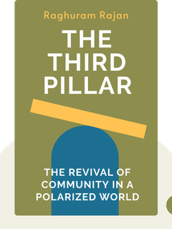 The Third Pillar: The Revival of Community in a Polarized World by Raghuram Rajan