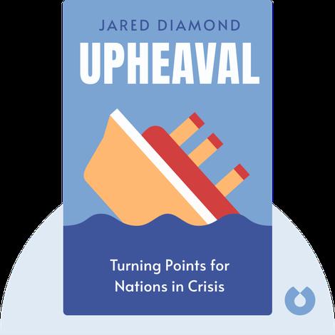 Upheaval von Jared Diamond