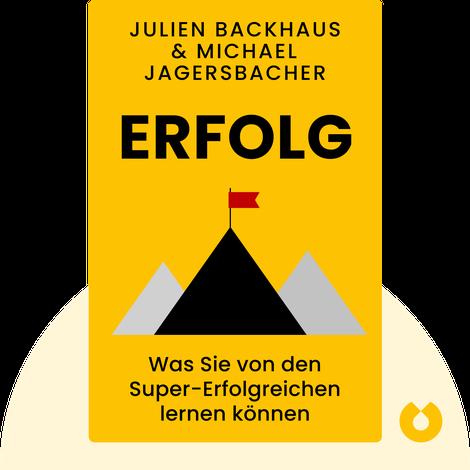 ERFOLG by Julien Backhaus, Michael Jagersbacher