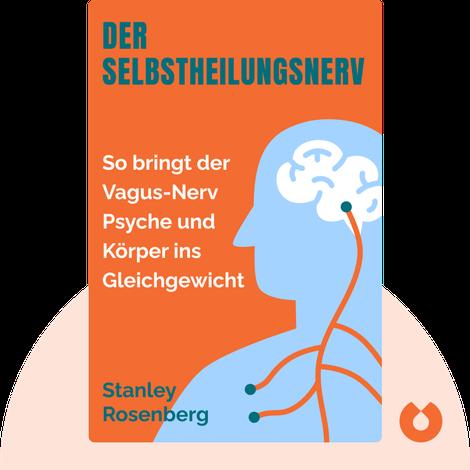 Der Selbstheilungsnerv by Stanley Rosenberg