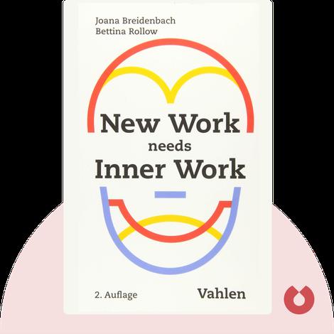 New Work needs Inner Work by Joana Breidenbach & Bettina Rollow
