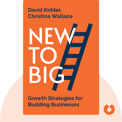 New to Big by David Kidder, Christina Wallace