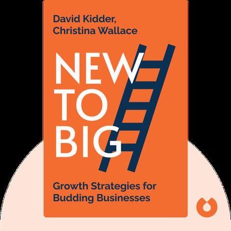 New to Big von David Kidder, Christina Wallace