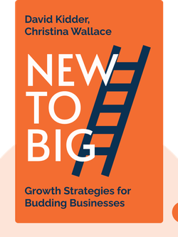 New to Big: How Companies Can Create Like Entrepreneurs, Invest Like VCs, and Install a Permanent Operating System for Growth by David Kidder, Christina Wallace