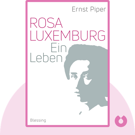 Rosa Luxemburg by Ernst Piper