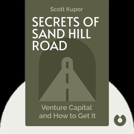 Secrets of Sand Hill Road von Scott Kupor