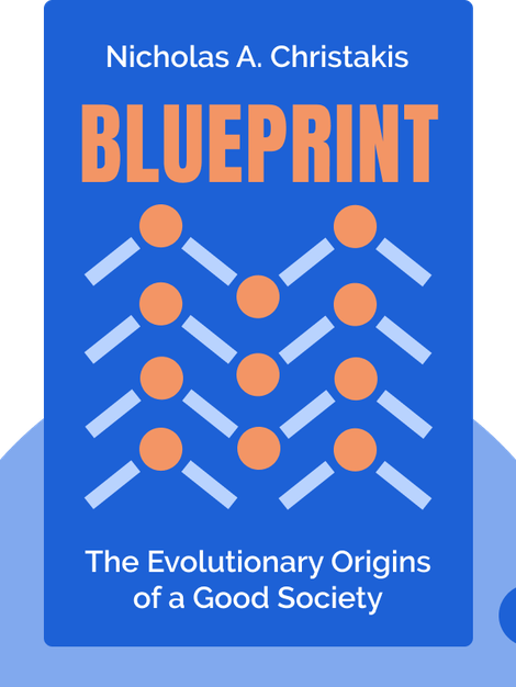 Blueprint: The Evolutionary Origins of a Good Society by Nicholas A. Christakis