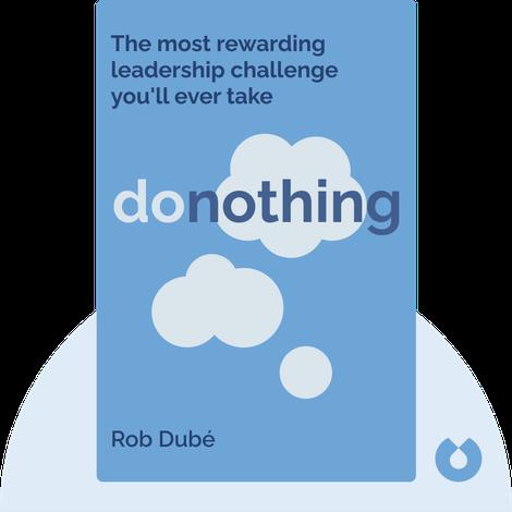 donothing by Rob Dubé