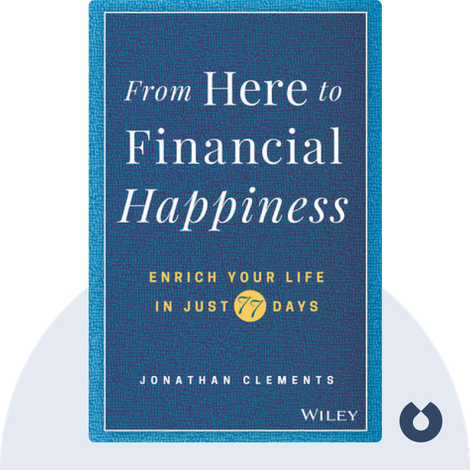 From Here to Financial Happiness von Jonathan Clements