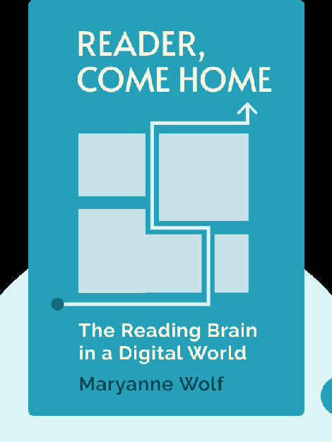 Reader, Come Home: The Reading Brain in a Digital World by Maryanne Wolf