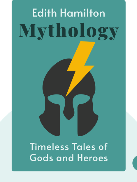 Mythology: Timeless Tales of Gods and Heroes von Edith Hamilton