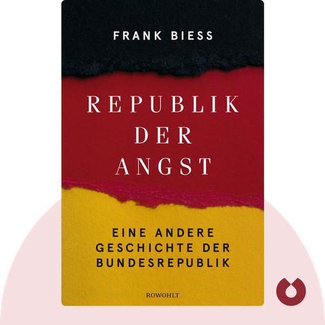 Republik der Angst by Frank Biess