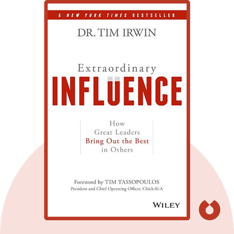 Extraordinary Influence by Tim Irwin