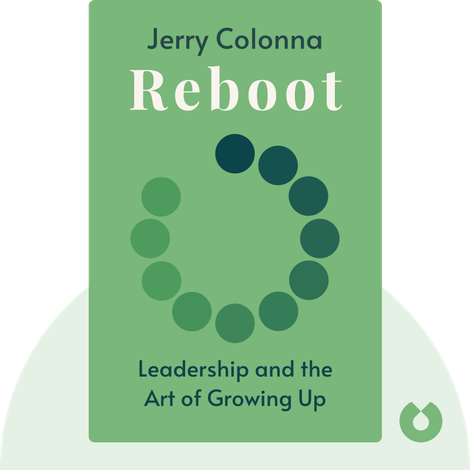 Reboot by Jerry Colonna