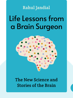 Life Lessons from a Brain Surgeon: The New Science and Stories of the Brain by Rahul Jandial