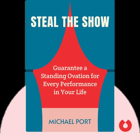 Steal the Show von Michael Port
