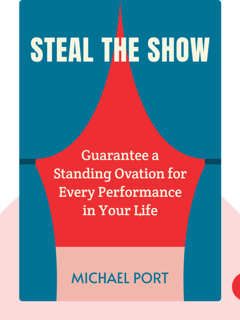 Steal the Show: From Speeches to Job Interviews to Deal-Closing Pitches, How to Guarantee a Standing Ovation for All the Performances in Your Life by Michael Port