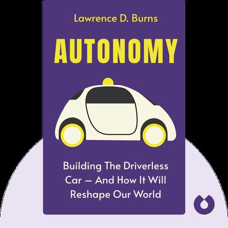 Autonomy von Lawrence D. Burns