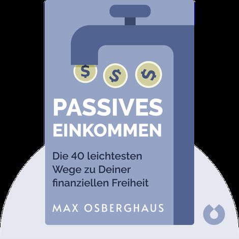 Passives Einkommen by Max Osberghaus