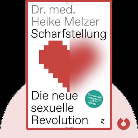 Scharfstellung by Heike Melzer