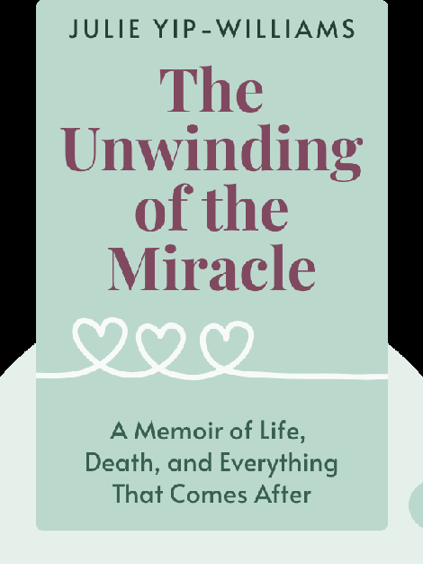 The Unwinding of the Miracle: A Memoir of Life, Death, and Everything That Comes After by Julie Yip-Williams