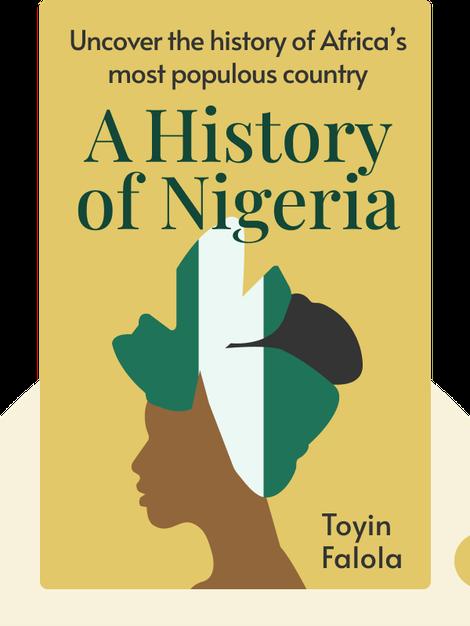 A History of Nigeria by Toyin Falola