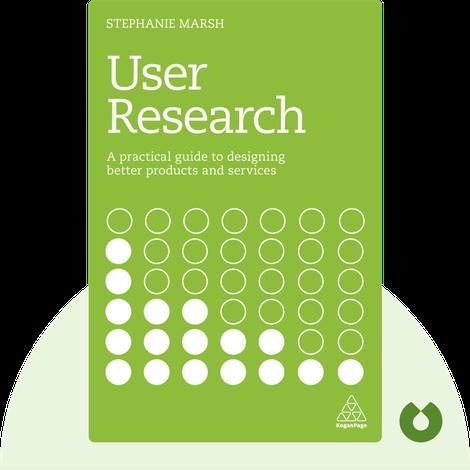 User Research von Stephanie Marsh