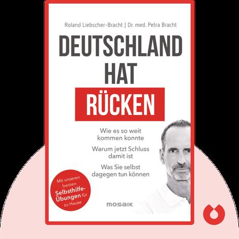 Deutschland hat Rücken by Roland Liebscher-Bracht & Petra Bracht