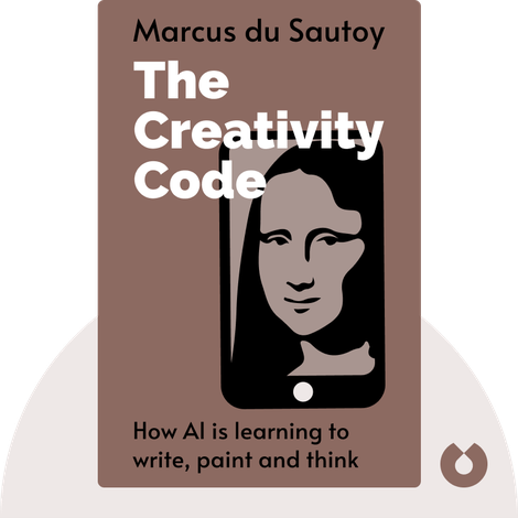 The Creativity Code by Marcus du Sautoy