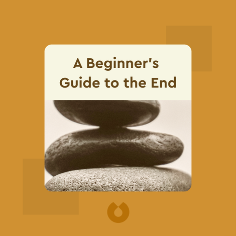 A Beginner's Guide to the End von B.J Miller and Shoshana Berger