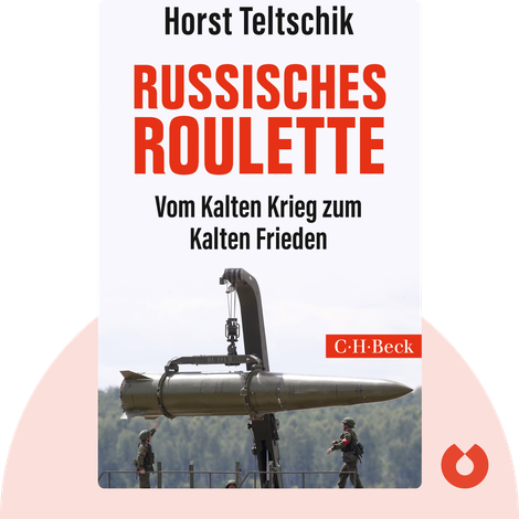 Russisches Roulette by Horst Teltschik