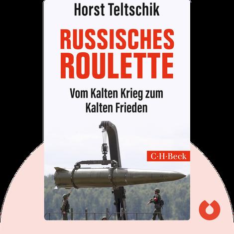Russisches Roulette von Horst Teltschik