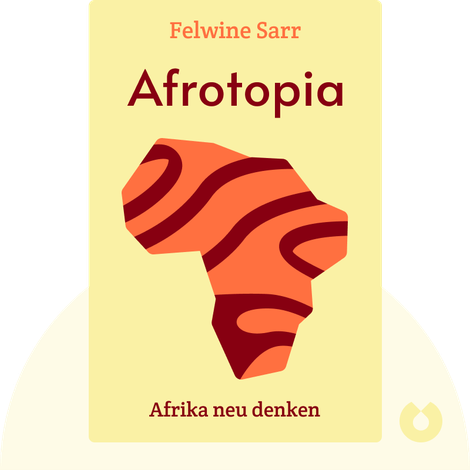 Afrotopia by Felwine Sarr