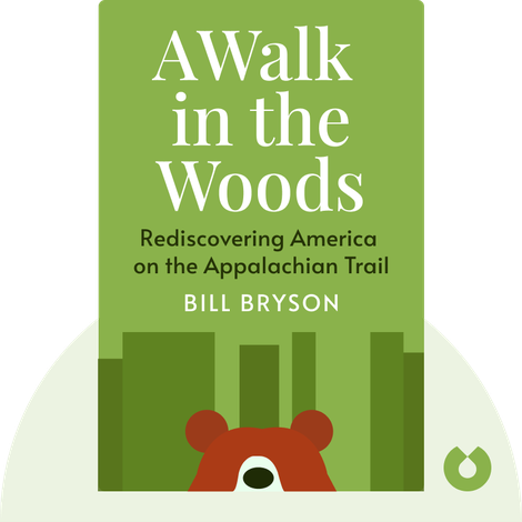 A Walk in the Woods von Bill Bryson