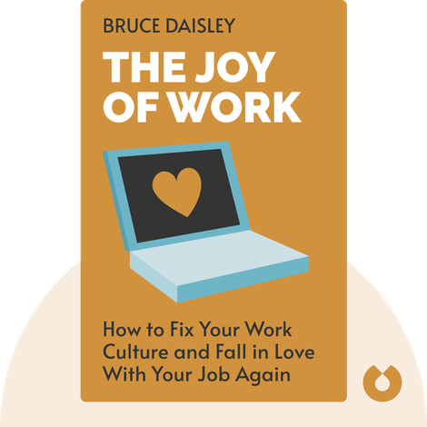 The Joy of Work by Bruce Daisley