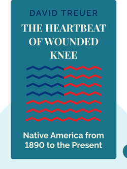 The Heartbeat of Wounded Knee: Native America from 1890 to the Present by David Treuer