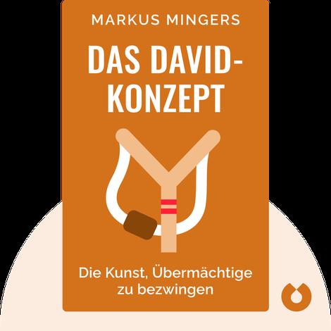 Das David-Konzept by Markus Mingers