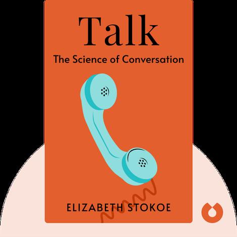 Talk by Elizabeth Stokoe