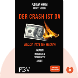 Der Crash ist da: Was Sie jetzt tun müssen! Anlagen, Immobilien, Ersparnisse, Arbeit von Florian Homm, Moritz Hessel & Markus Krall
