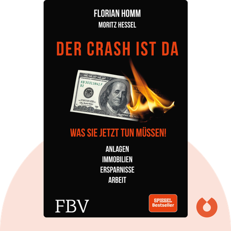 Der Crash ist da by Florian Homm, Moritz Hessel & Markus Krall