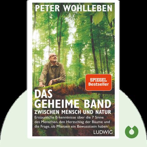 Das geheime Band zwischen Mensch und Natur by Peter Wohlleben