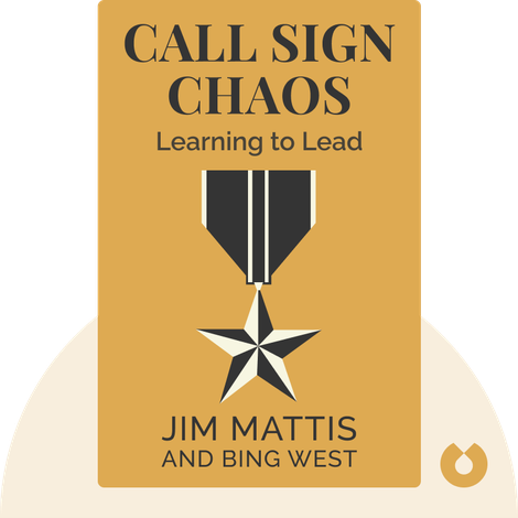 Call Sign Chaos by Jim Mattis, Bing West