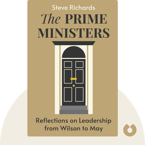 The Prime Ministers by Steve Richards